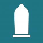 male condom birth control icon