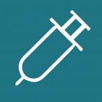 depo-provera hormonal birth control injection icon